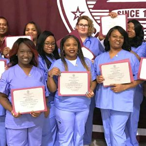 2nd Chance MS degree recipients