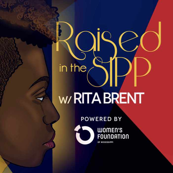 Raised in the Sip podcast cover art